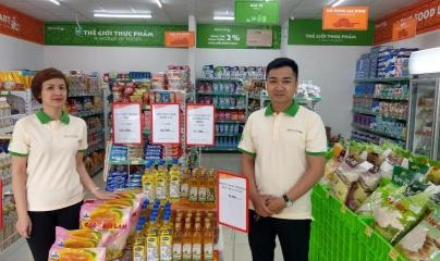Tập đoàn BRG phát triển thêm 6 Minimart Hapro food tại Hà Nội