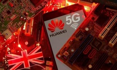 Anh nhờ Nhật Bản xây dựng mạng 5G thay thế Huawei