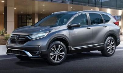 Honda CR-V 2020 ra mắt thị trường Việt Nam