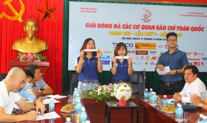 Gặp gỡ, thông tin và bốc thăm vòng loại Press Cup 2020 khu vực Hà Nội
