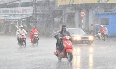 Dự báo thời tiết ngày 14/8: Mưa dông trên cả nước