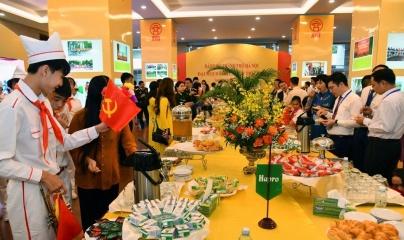 Hapro Bốn Mùa vinh dự góp phần vào thành công của Đại hội Đảng bộ thành phố Hà Nội lần thứ XVII