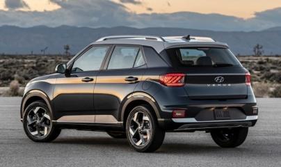 Hyundai Venue 2021 có giá bán từ 439 triệu đồng