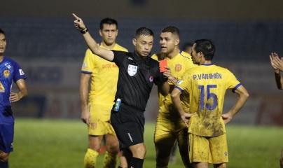 VFF ra hàng loạt án phạt sau vòng 4 giai đoạn 2 V-League 2020