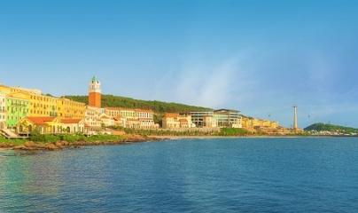 Mục sở thị những công trình kỳ vĩ trong hệ sinh thái Sun Group ở Nam Phú Quốc