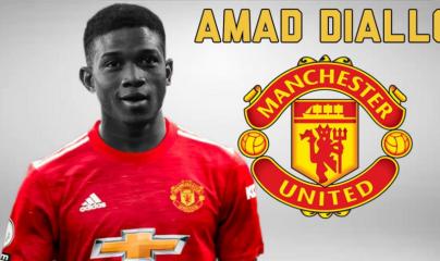 Amad Diallo chính thức gia nhập Man United