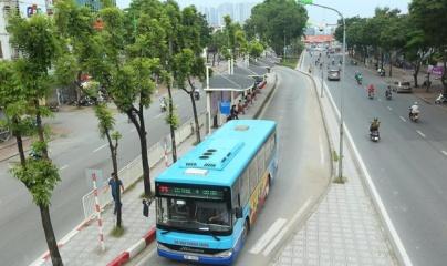 Hà Nội điều chỉnh lộ trình 19 tuyến xe buýt để phục vụ Đại hội Đảng toàn quốc lần thứ XIII