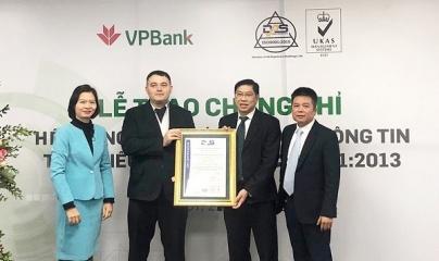 VPBank vững bước tiến tới TOP 3 ngân hàng giá trị nhất Việt Nam