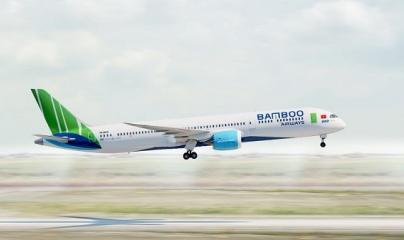 """""""Bay mê li, thanh toán hết ý"""" cùng Bamboo Airways và ví điện tử MoMo"""