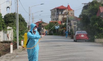 Hà Tĩnh: Thiết lập thêm vùng cách ly gần 20.000 người từ 12h ngày 12/6