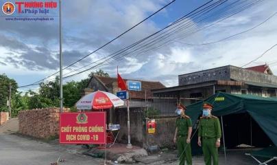 Nghệ An: Nam thanh niên khai báo y tế gian dối bị phạt 15 triệu đồng
