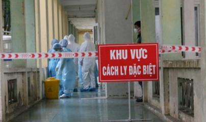 Trưa 12/6, Việt Nam ghi nhận thêm 89 ca mắc COVID-19 tại 5 tỉnh, thành phố