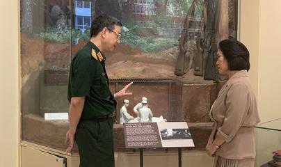 Truyền hình trực tiếp 'Việt Nam - Khát vọng bình yên' trên VTV1