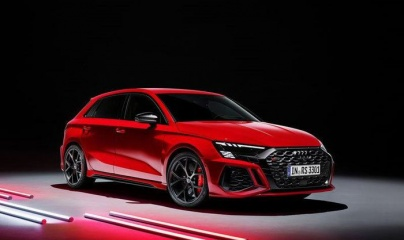 Audi RS3 2022 trình làng với hiệu suất 'đáng gờm'
