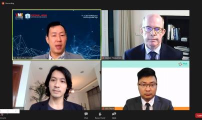 Lần đầu tiên Việt Nam tổ chức Triển lãm quốc tế trực tuyến