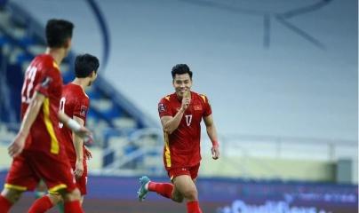 Tuyển bóng đá Việt Nam đón tin vui trước trận gặp Trung Quốc