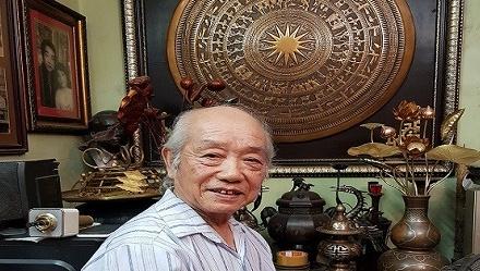 Nghệ nhân Nguyễn Ngọc Trọng: 'Ông vua' chạm tam khí đất Hà thành