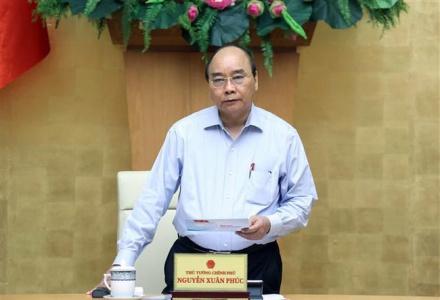Thủ tướng chỉ đạo thúc đẩy sản xuất kinh doanh, tiêu dùng