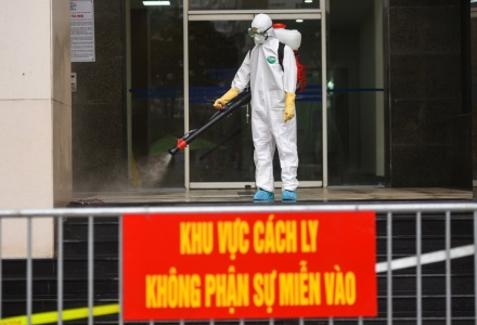 Việt Nam ghi nhận thêm 4 ca mắc mới COVID-19