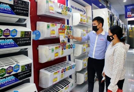 Thị trường đồ điện lạnh bắt đầu sôi động trở lại