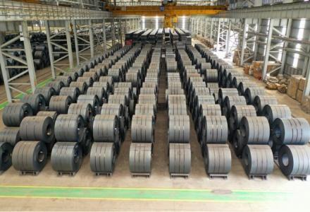 Xuất khẩu thép tăng mạnh trong 4 tháng đầu năm