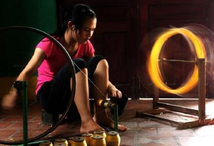 Làng nghề tơ tằm Vọng Nguyệt: Ngàn năm vẫn gìn giữ và phát triển nghề