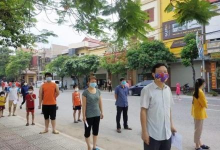 Bắc Ninh tiếp tục nới lỏng giãn cách xã hội tại một số địa bàn