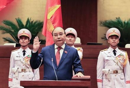 Ông Nguyễn Xuân Phúc tái đắc cử Chủ tịch nước nhiệm kỳ 2021-2026