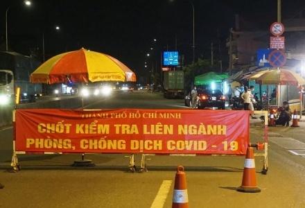 TP.HCM yêu cầu người dân không ra đường sau 18h