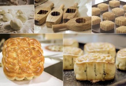 Hơn một thế kỉ giữ gìn tinh hoa của bánh trung thu cổ truyền