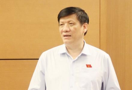 Bộ trưởng Nguyễn Thanh Long: Năm 2022 có thể tiêm vaccine cho trẻ trên 3 tuổi