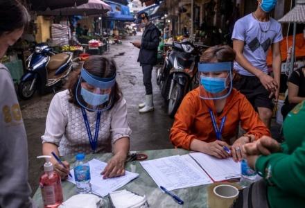 Hà Nội ghi nhận 12 ca dương tính với SARS-CoV-2