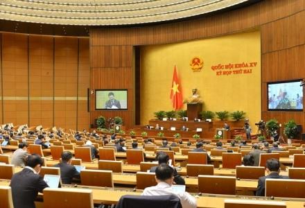 Quốc hội xem xét dự án Luật Kinh doanh bảo hiểm (sửa đổi)