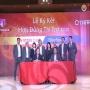 Lễ ký kết hợp tác tài trợ giữa thương hiệu bluestone và CLB bóng đá Vstars