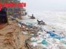 Thừa Thiên – Huế, Triều cường, sóng lớn hơn 1.000 nhà dân bị tốc mái, nhiều đoạn bờ biển sạt lở