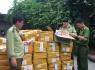 Tạm giữ gần 14.000 lọ tinh dầu dùng cho thuốc lá điện tử