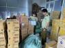 Bình Thuận: Phát hiện điểm tập kết chứa gần 20.000 sản phẩm nghi nhập lậu